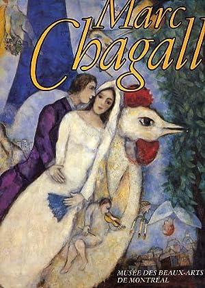 Marc Chagall: Musée Des Beaux-arts De Montréal