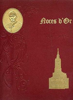 Noces d'Or 1902-1952: Sainte-Famille) Woonsocket RI