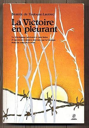 La Victoire En Pleurant: DE Toulouse-Lautrec, Béatrix