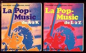 La Pop-Music de A à K et: Leduc, J. M.