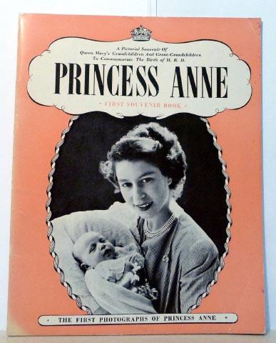 Princess Anne : First Souvenir Book