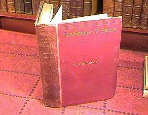 Honour of Savelli, The: Yeats, S Levett