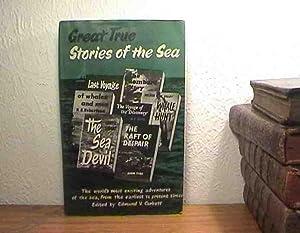Great True Stories of the Sea: Corbett, Edmund V.