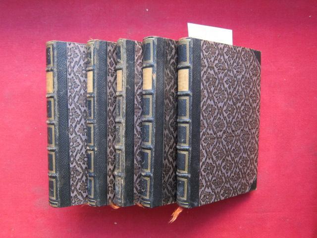 5 Bände des Autors: 1) Schwarze Fahnen.: Strindberg, August und