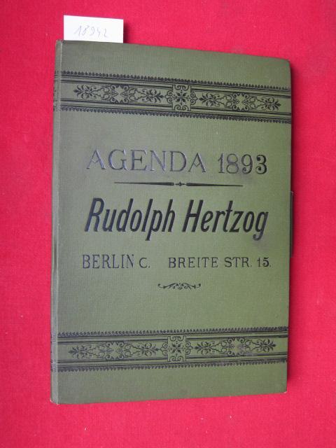 2d8881e8174722 Rudolph Hertzog - Berlin  Kaufhaus Rudolph Hertzog