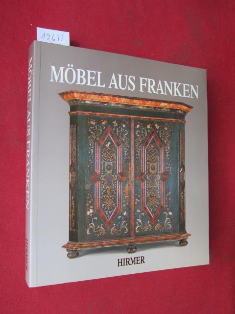 Möbel Aus Franken : Oberflächen Und Hintergründe: Bauer, Ingolf (Hrsg.),