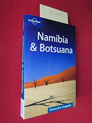 Namibia & Botsuana. Lonely planet ;