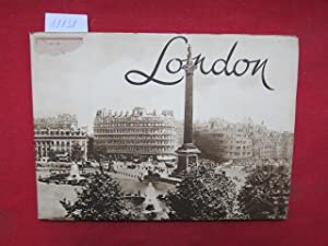 London City : London - the little village-home, or the `big smoke` as fancy wills, but always Lon...