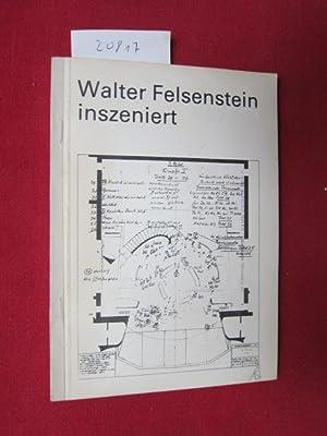 Bestandsverzeichnis des Felsenstein-Archivs zu den Inszenierungen Felsensteins: Kobán, Ilse: