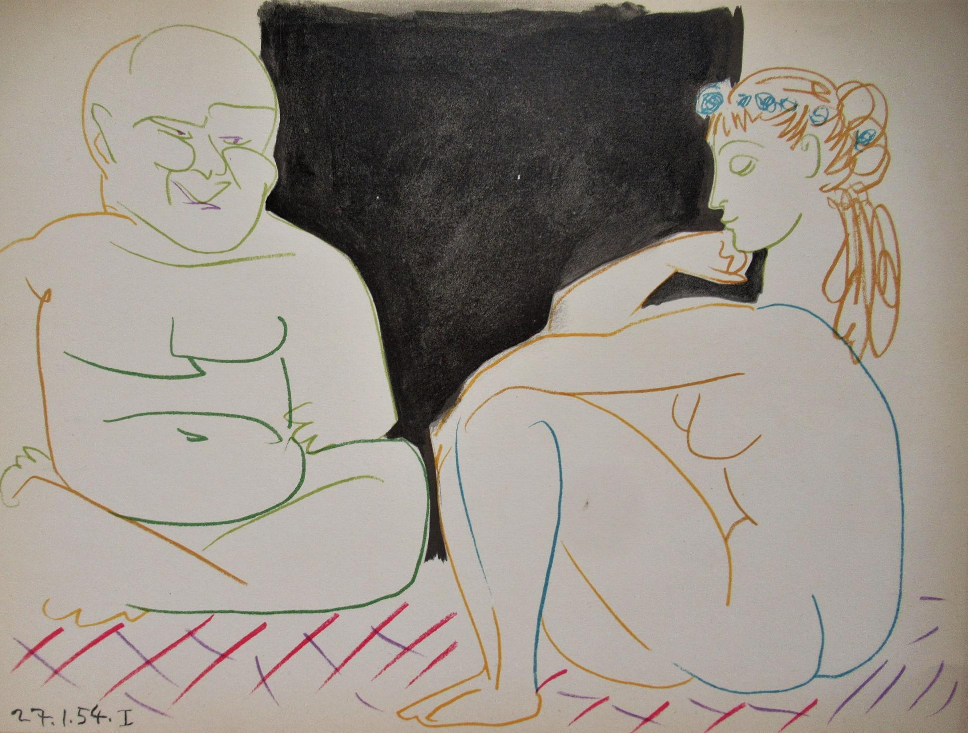 HUMAN_COMEDY__3_PICASSO_Very_Good