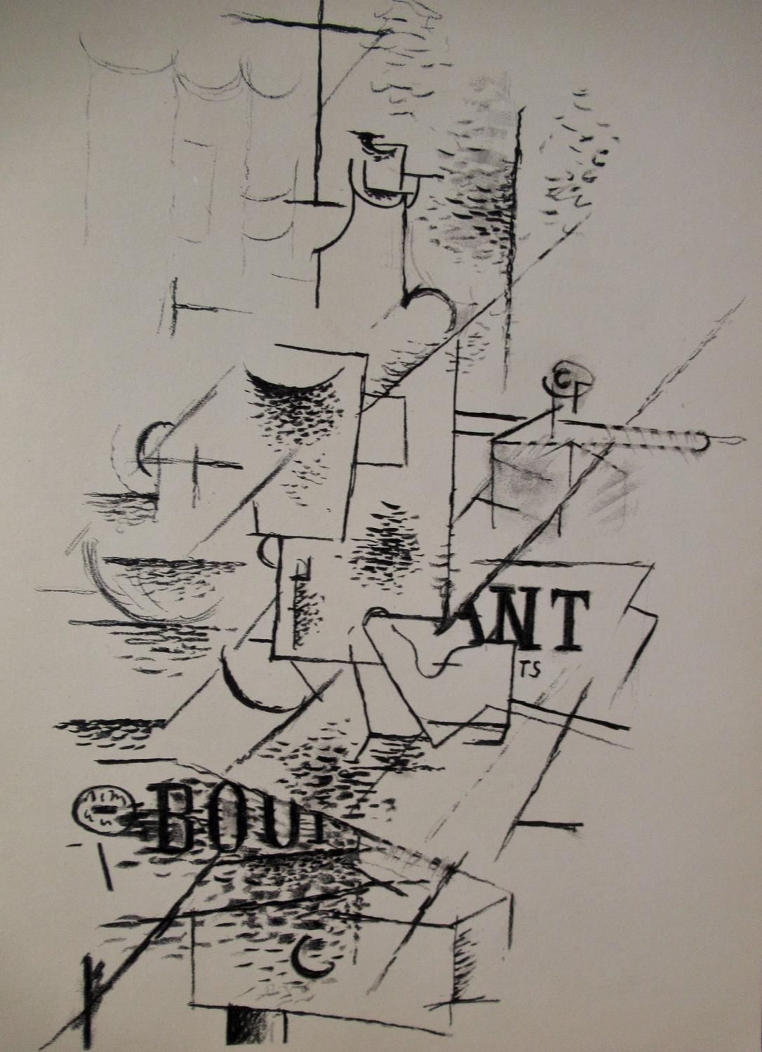 CUBISTIC_BOTTLE_GEORGE_BRAQUE_Very_Good