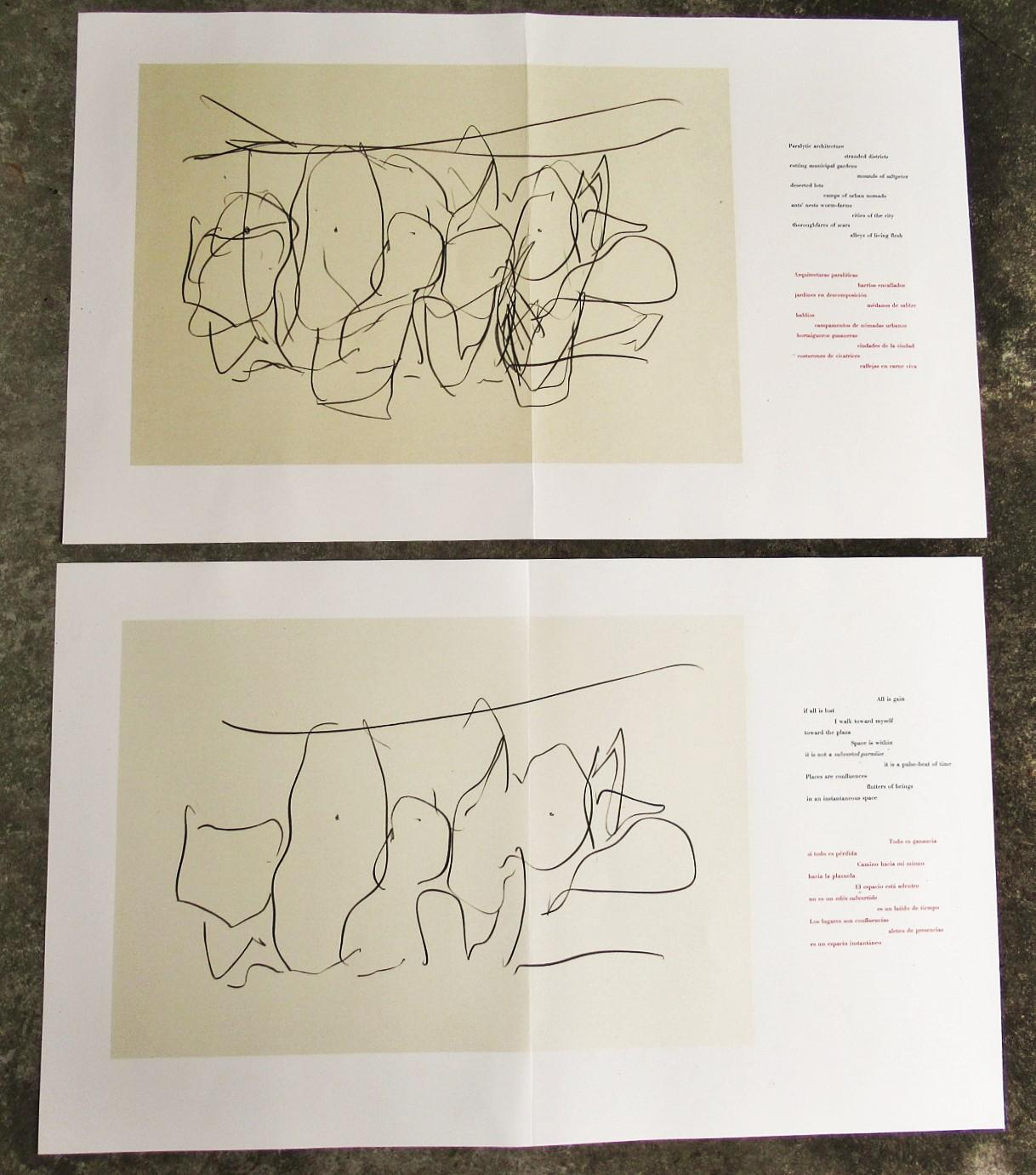 TWO_2_ORIGINAL_LITHOGRAPHS_BY_MOTHERWELL_MOTHERWELL_Near_Fine