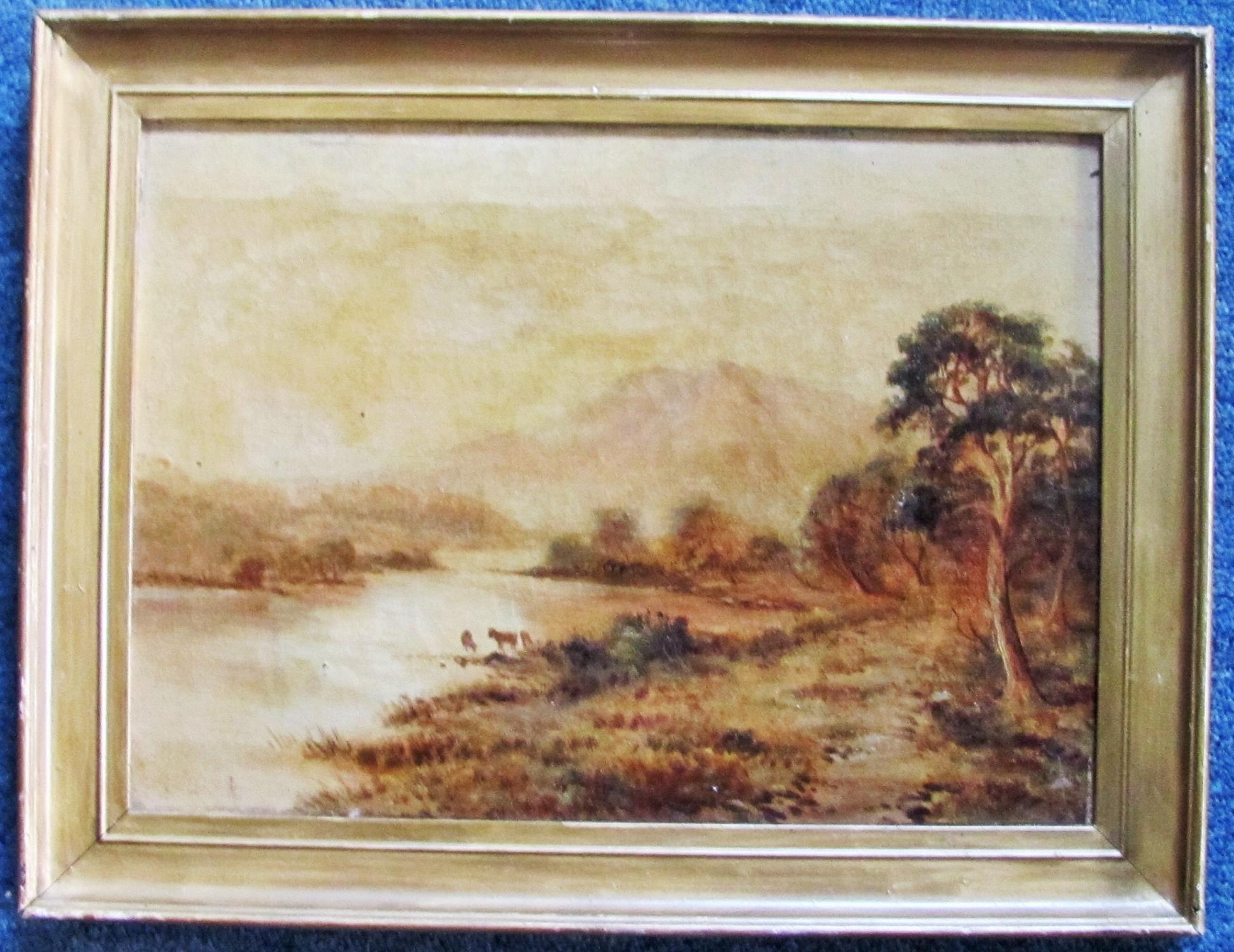 ON_THE_CONWAY_RIVER_II_WHALES_SIDNEY_YATES_JOHNSON_Very_Good