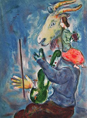 SURREAL LOVE: MARC CHAGALL
