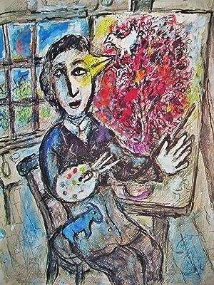 PEACEFUL ARTIST - DERRIERE LE MIROIR: CHAGALL