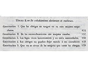 Constituciones Sinodales del Obispado de Orense, compiladas hechas y publicadas por su señor...