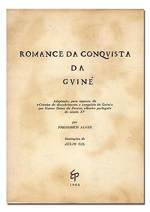 Romance da conquista da Guiné. [GUINEA]. Adaptaçao