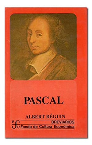 Pascal.: BÉGUIN (Albert).