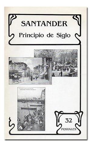SANTANDER. Principio de Siglo. 32 postales.
