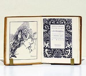Leonarda. Traducción de G. Martínez Sierra. Ilustraciones de R. Marín.: ...