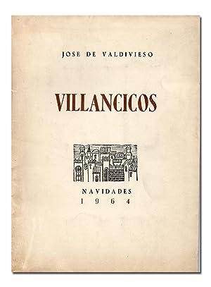 Villancicos. Navidades 1964.: VALDIVIESO [VALDIVIELSO] (José de).