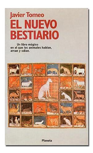 El nuevo bestiario. (Un libro mágico en: TOMEO (Javier).