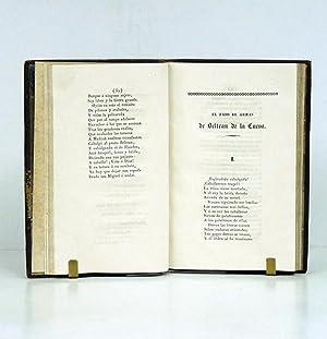 Poesías. Tomo VI: (Príncipe y rey. Romance histórico. - El paso de armas de ...
