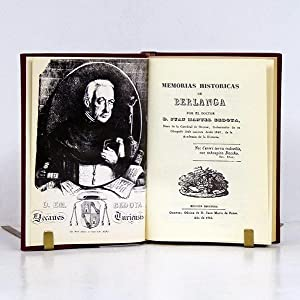 Memorias históricas de Berlanga [de Duero]. Edición: BEDOYA (Juan Manuel).