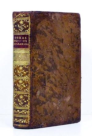 Obras. Tomo III. Parte I. Que contiene: GRANADA (Fray Luis
