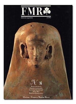 FMR (Revista), núm. 8. Edición española. (Dioses de barro. El genio vulnerable...