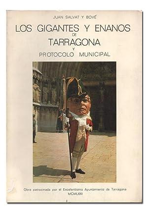 Los gigantes y enanos de Tarragona y: SALVAT Y BOVÉ