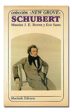 Schubert.: BROWN (Maurice J. E.) y SAMS (Eric).