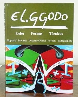 EL.GGoDo. Color, Formas, Técnicas. Bioplasta, Biomasa, Orgasmo, Floral, Formas, ...