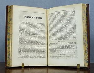 Tratado completo del Arte de Recetar [Farmacopea], que contiene nociones de Farmacia, la ...