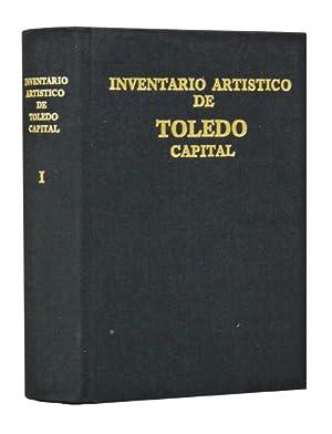 Inventario artístico de Toledo capital. Tomo I.: REVUELTA TUBINO (Matilde),