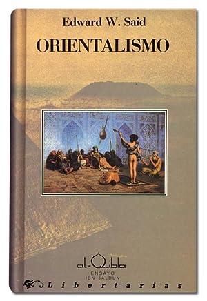 Orientalismo.: SAID (Edward W.).