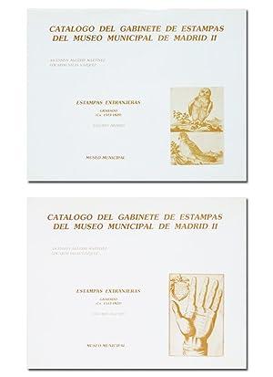 Catálogo del Gabinete de Estampas del Museo: AGUERRI MARTÍNEZ (Ascensión)