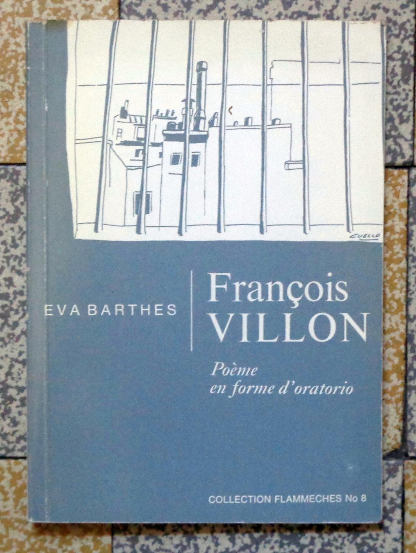 François Villon Poème En Forme Doratorio