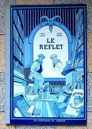 Renier signed abebooks for Le reflet du miroir