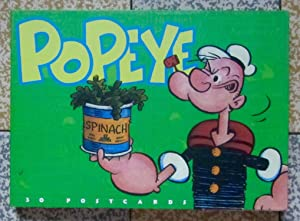Popeye - 30 postcards
