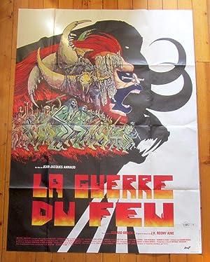 La guerre du feu - II: Philippe Druillet -
