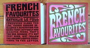 French favourites. Recipes. Illustrated by Alain Le Foll