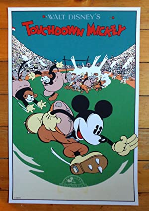 Mickey Mouse - Touchdown Mickey