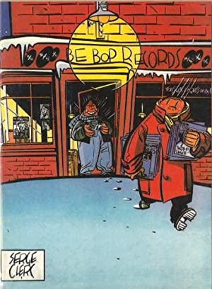 Be-bop records