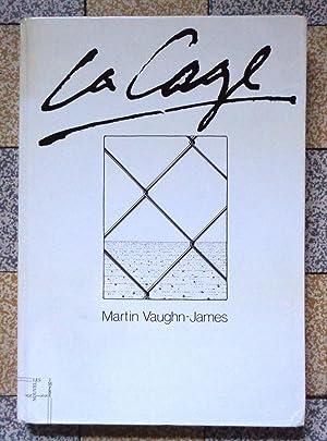 La cage: Martin Vaughn-James