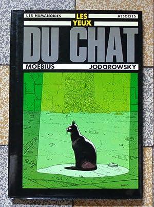 Les yeux du chat: Moebius (Jean Giraud),