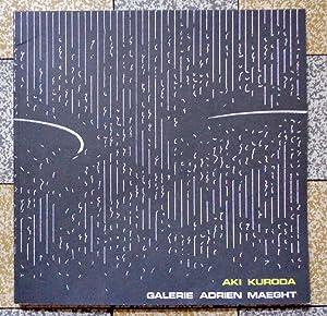 Aki Kuroda - Ténèbres: Aki Kuroda, Marguerite