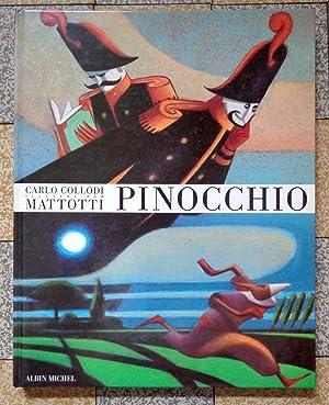 Pinocchio: Lorenzo Mattotti, Carlo