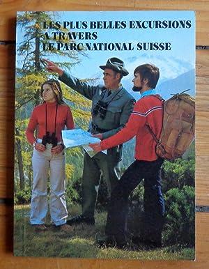 Les plus belles excursions à travers le: Robert Schloeth, Marlyse