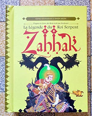 Zahhak, La Légende du Roi Serpent ? Pop up